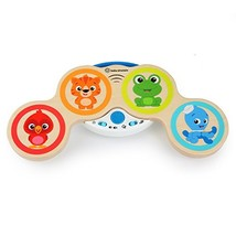 Baby Einstein Magic Touch Drums Wooden Drum Musical Toy, Ages 6 months a... - $25.20