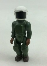 """Fisher Price Construx Military Pilot Replacement 3"""" Action Figure Vintag... - $13.32"""