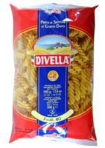 Divella pasta Fusilli - 5 bags x 1 Lb - $29.39