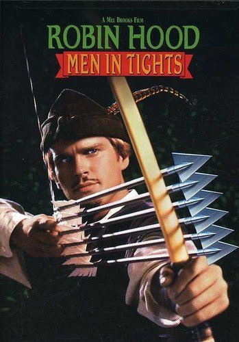 Robin Hood - Men in Tights (1993) DVD