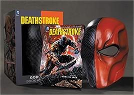 Deathstroke Vol. 1 Book & Mask Set Paperback  - $27.95