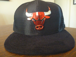 CHICAGO BULLS NEW ERA 59FIFTY 2017 ON COURT COLLECTION BLACK FITTED CAP ... - $480,24 MXN