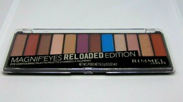 RIMMEL MAGNIF'EYES RELOADED Edition Eye Contouring Palette  NIB - $7.87
