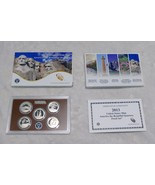 2013  ATB QUARTERS PROOF SET W/ THE MT. RUSHMORE VOTED BEST CIRCULATING ... - $27.45