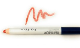 Mary Kay Weekender Lip Pencil Coral Stone - $14.99