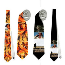 necktie sergio leone terence hill Henry Fonda charles bronson Claudia Ca... - $22.00