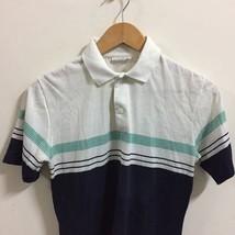 Vintage Hang Ten Button Down Polo Shirt Size S - $45.00