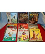 Lot of 9 Vintage Children's Books- DISNEY - $39.99