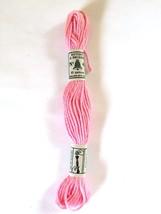 DMC  No 4 Matte Cotton Yarn Needlepoint #2776 Single Ply 10 M Skein 11 Y... - $1.95