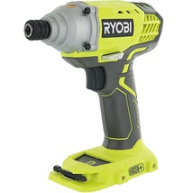 Ryobi P235 1/4 Inch 18 Volt Lithium Ion Impact Driver Tool Only - $55.00