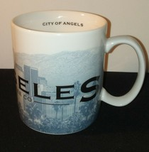 Starbucks Los Angeles Mug / 18 oz / 2002 Skyline Barista Series 1 City o... - $24.24