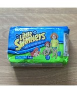 Huggies Lil Swimmers Mermaid Small 16 26 lbs 12 count packages 2007 - $9.74