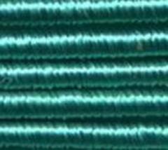 Aqua (6390) DMC Memory Thread 3 yds fiber copper wire 100% colorfast  - $2.70