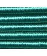 Aqua (6390) DMC Memory Thread 3 yds fiber coppe... - $2.70