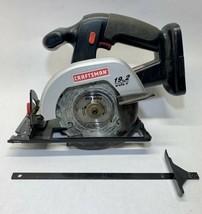 """Craftsman 315.114261 19.2V Cordless 5-1/2"""" Circular/Trim Saw (Tool Only)  - $19.78"""
