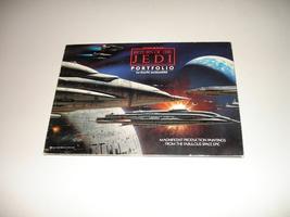 Star Wars - Ralph McQuarrie Art Portfolio -Return Of The Jedi - 20 Seale... - $250.00