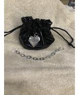 GUESS Make-up Bag with Bracelet  - $25.00