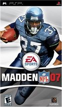 Madden NFL 07 - Sony PSP [video game] - $5.93