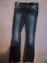 Silver Jeans Tuesday W28/L33 - $19.64