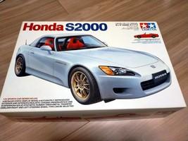 Tamiya 1:24 Honda S2000 Type V Sports Car Series No245 Unassembled - $53.97