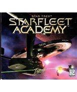 Star Trek - Starfleet Academy - PC Windows Game (Complete 5 Disk) - $8.95