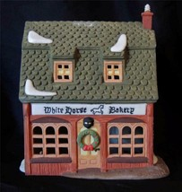 Dept 56 White Horse Bakery #59269 Dickens Village Series - $16.65