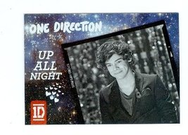 Harry Styles trading card (One Direction 1D) 2013 Panini Up All Night #9 - $5.00