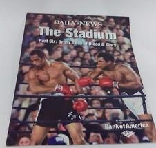 Bronx Tales New York Yankees Daily News Magazine Part # 6 The Stadium  - $9.90