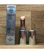 LANCOME ICE COLD PINK 002  L'ABSOLU MADEMOISELLE TINTED LIP BALM COLOR F... - $29.95