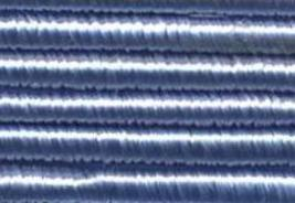 Sky Blue (6360) DMC Memory Thread 3 yds fiber copper wire 100% colorfast  - $2.70