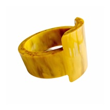 Antique Bakelite & Vintage Early Plastic Bracelet Bangle | Jewelry Bubble - $475.00
