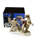 Star Wars Classic Collectors Series Wampa Attack Statuette - $97.02