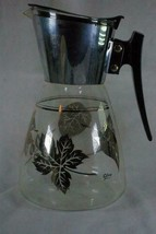 Colony Gold Leaf 6 Cup Coffee Pot - $6.92