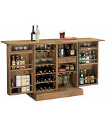 Howard Miller 695-156 (695156) Clare Valley Wine & Bar Cabinet - Relaxed... - £1,447.28 GBP