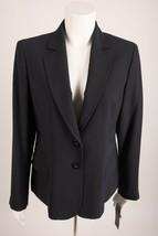 Anne Klein Women's Blazer Suit 12P Petite Classic Fit Navy Blue New with... - $49.49