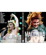 Madonna The Virgin Tour Live 1985 DVD - $16.95