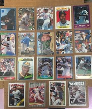 Dave Winfield 19 Baseball Card Lot New York Yankees NM/M Condition Upper Deck L4 - $2.69