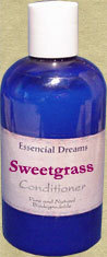 Sweetgrass Conditioner~ Organic Body Care 8 oz Bonanza