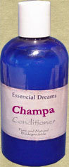 Champa Conditioner~ Body Care Organic 8 oz Bonanza