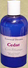 Cedar Conditioner~ Body Care Organic 8 oz