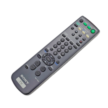 Sony RM-Y165 Oem Tv Remote Control For RM-Y167 RM-Y168 RM-Y169 RM-Y171 Tested - $8.41