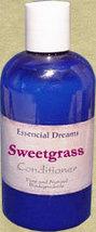 Sweet Grass Conditioner~ Organic Body Care 8 oz - $10.99