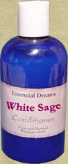 White Sage Conditioner~ Organic Body Care 8 oz Bonanza