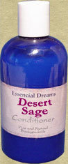 Desert Sage Conditioner~ Body Care Organic 8 oz Bonanza