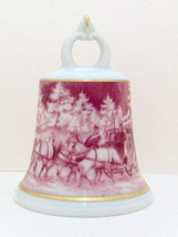 Decorative Collectible Porcelain Bell by Kaiser, W Germany - $4.00