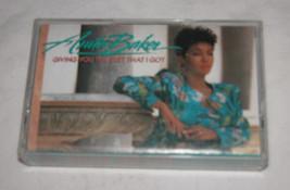 Giving You The Best That i Got By Anita Baker Cassetta Oct-1988 Atlantico - $5.78
