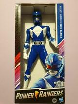 Hasbro Power Rangers Mighty Morphin Blue Ranger Action Figure - $19.74