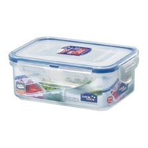 Lock&Lock 16-Fluid Ounce Rectangular Food Container with Divider, Short, 1.9-Cup - $19.79