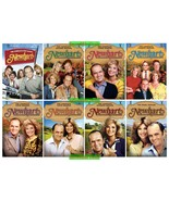 Newhart The Complete TV Series Seasons 1 2 3 4 5 6 7 & 8 DVD Set New 1-8 - $57.00