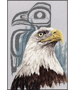 Eye Of The Eagle cross stitch chart Sue Coleman The Stitching Studio  - $14.40